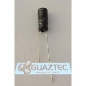 10uF 25V Eletrolíticos