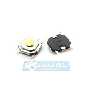 Switch 4x4x1,7mm Chaves