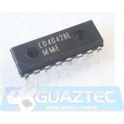 CD4042 Circuito Integrado