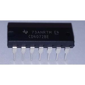 CD4072 Circuito Integrado