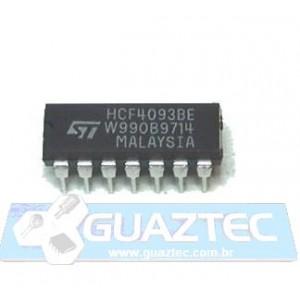 CD4093B Circuito Integrado