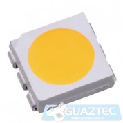 Led smd 5050 Branco Quente