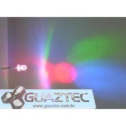 Led 5mm RGB fast LEDs Especiais