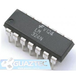 Lm324 Circuito Integrado