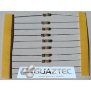 100Kohms Resistores 1/4W