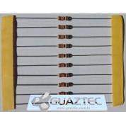 10Kohms Resistores 1/4W