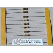 10ohms Resistores 1/4W