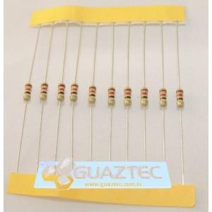 12ohms Resistores 1/4W