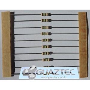 15ohms Resistores 1/4W