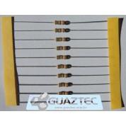 1,5Kohms Resistores 1/4W