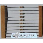 1,8Kohms Resistores 1/4W