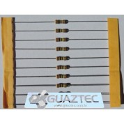 1Mohms Resistores 1/4W