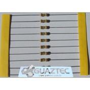 1,5Mohms Resistores 1/4W