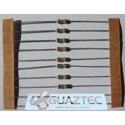 1,8Mohms Resistores 1/4W