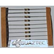 1,2ohms Resistores 1/4W