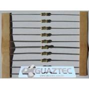 1,5ohms Resistores 1/4W
