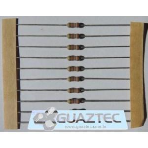 2,7Kohms Resistores 1/4W