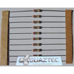 2,7Mohms Resistores 1/4W