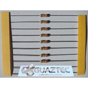 2,2ohms Resistores 1/4W