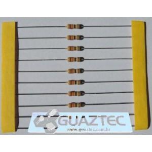33ohms Resistores 1/4W