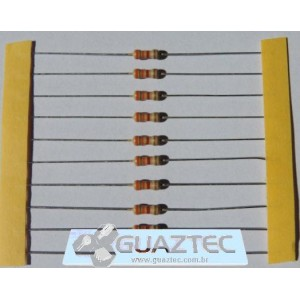 3,3Kohms Resistores 1/4W