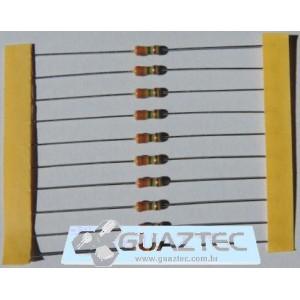3,3Mohms Resistores 1/4W