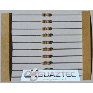 4,7ohms Resistores 1/4W