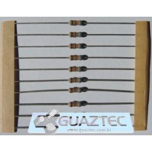 6,8Kohms Resistores 1/4W