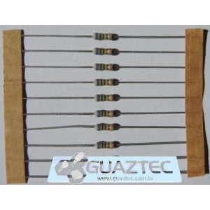6,8Mohms Resistores 1/4W