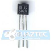 bc546 Transistores