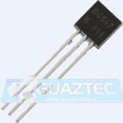bc547 Transistores
