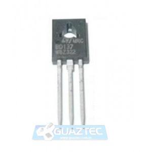 BD137 Transistores